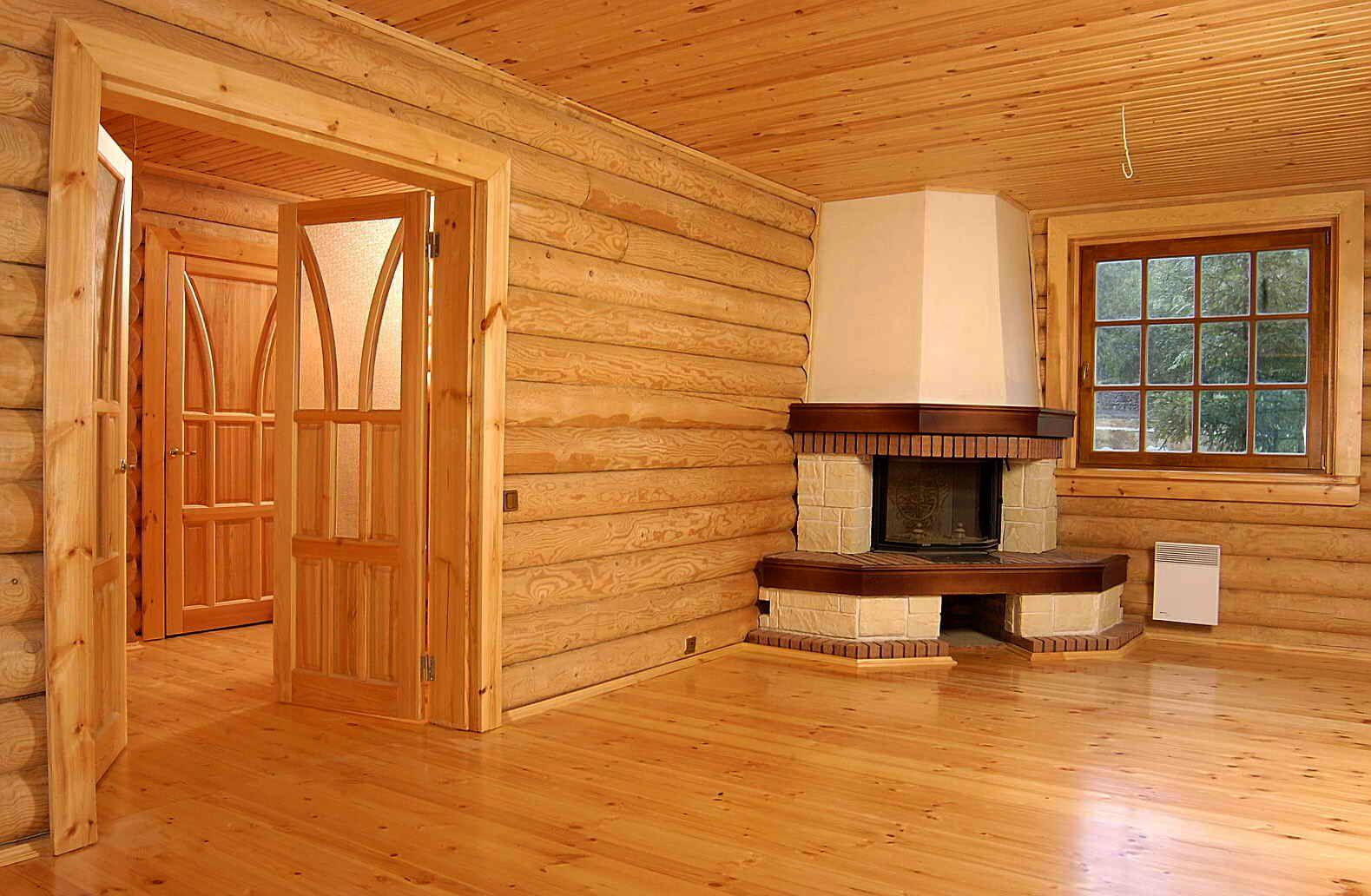 Дома изнутри фото