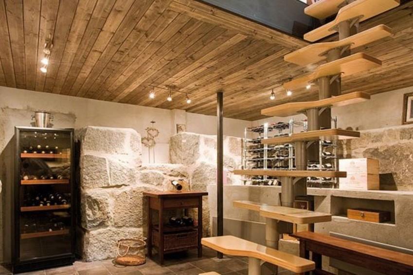 Дизайны подвальное помещение