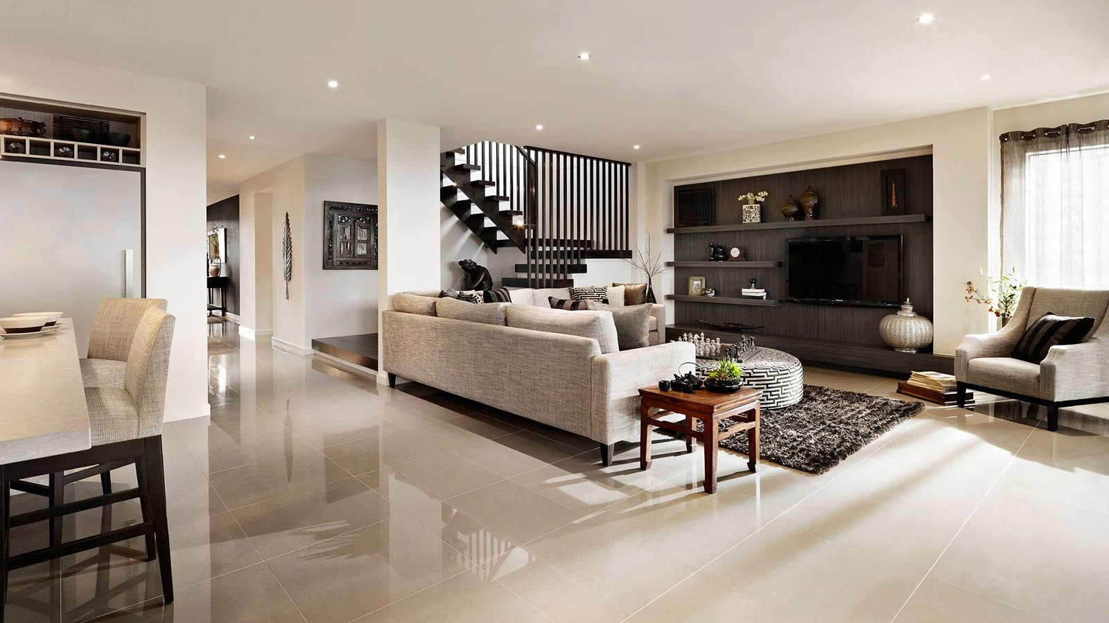 Дизайн гостиной 2018 современные идеи в частном доме